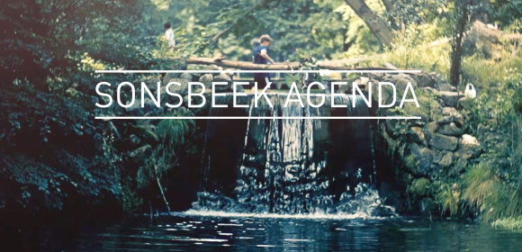 Sonsbeek-agenda-website