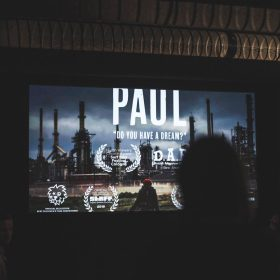 Paul the movie at the San Sebastian film festival